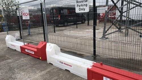 Ridgeway Slot Block Barriers