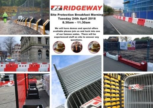 Ridgeway Breakfast Morning 24th April 2018