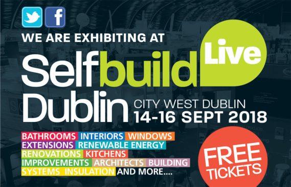 Join Ridgeway at Selfbuild Live Dublin 2018