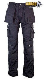 Cargo Ultra Premium Polycotton Trousers