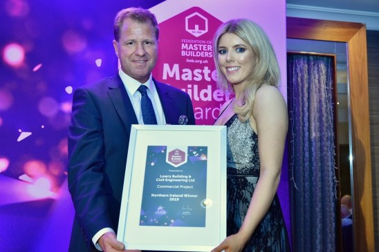 Proud Sponsors of FMB Master Builder Awards