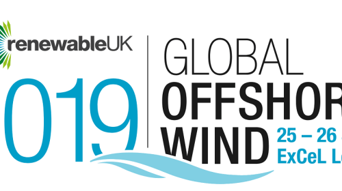 Join our Rockbags team at Global Offshore Wind 2019