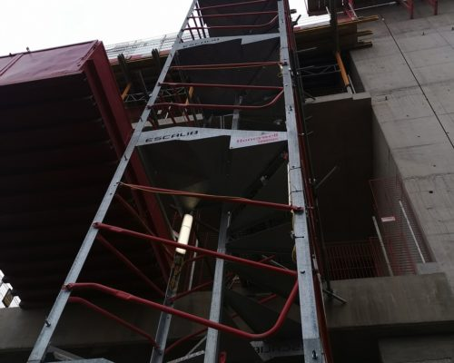 Combisafe Escalib Stair Tower