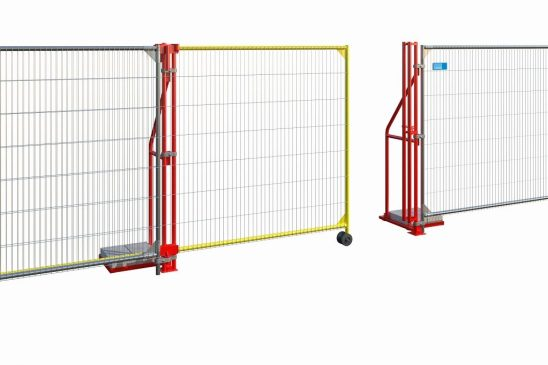 Check out our new Ridgefence Sliding Gate….