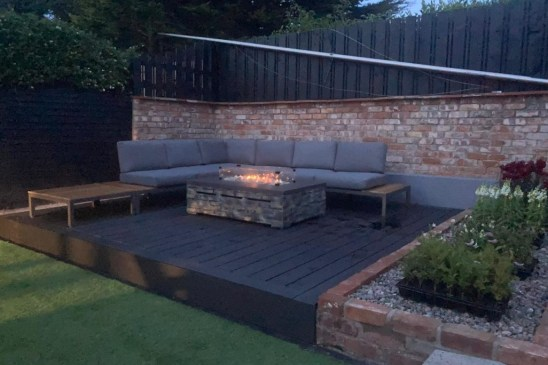 Dura Deck Eco showed off to stunning effect in Ballyholme Garden