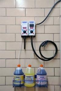 Accu-Pour Closed Loop Dispensing System