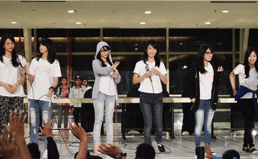 Direct Selling JKT48 Refrain Keliling2 Surabaya
