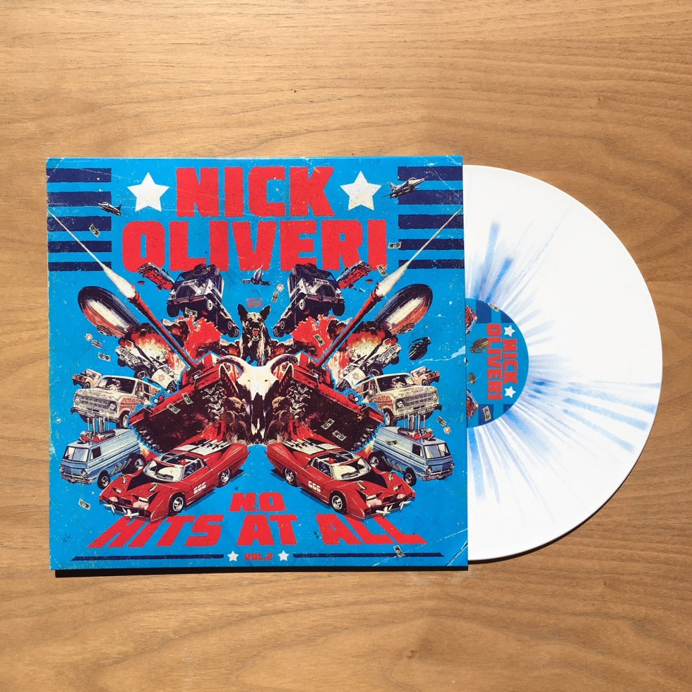 Nick Oliveri - N.O. Hits at All Vol. 4