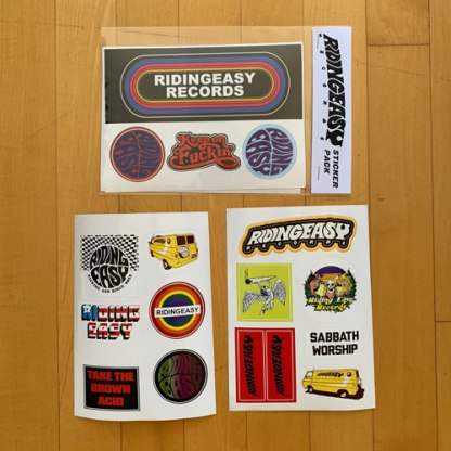 Sticker Pack