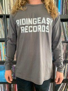 RidingEasy Records Long Sleeve Tee