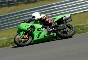 Me and the ZX6R Monticello, NY.