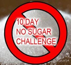 10 day no sugar challenge
