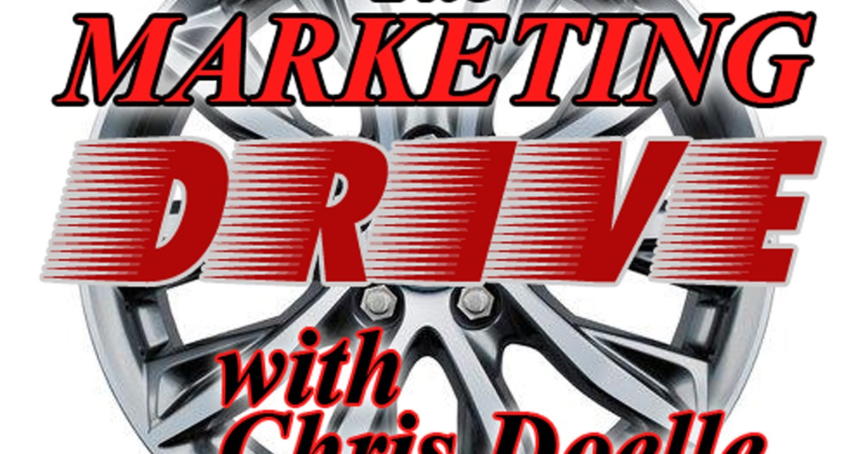 The Marketing Drive  Ep 1 – The Marketing Drive begins