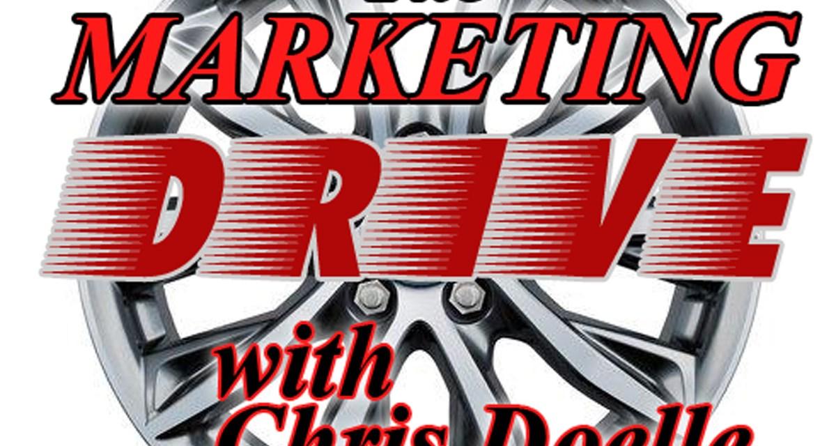The Marketing Drive  Ep 1 – The Marketing Drive begins