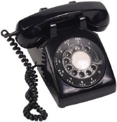 Yes, we actually had a phone like this