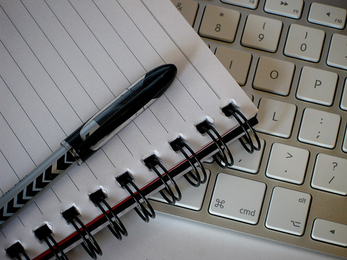 Why the uptick in writing blog posts?