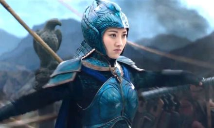 Great Wall Has Great Visuals