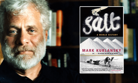 Book Review: Salt: A World History