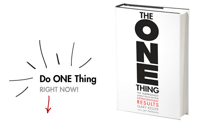 Book Review: The One Thing