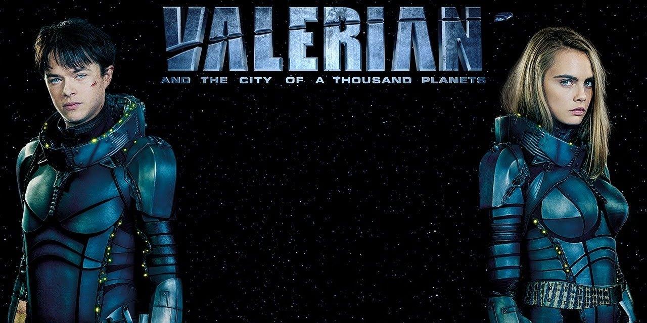 Valerian… so close, yet missed the mark