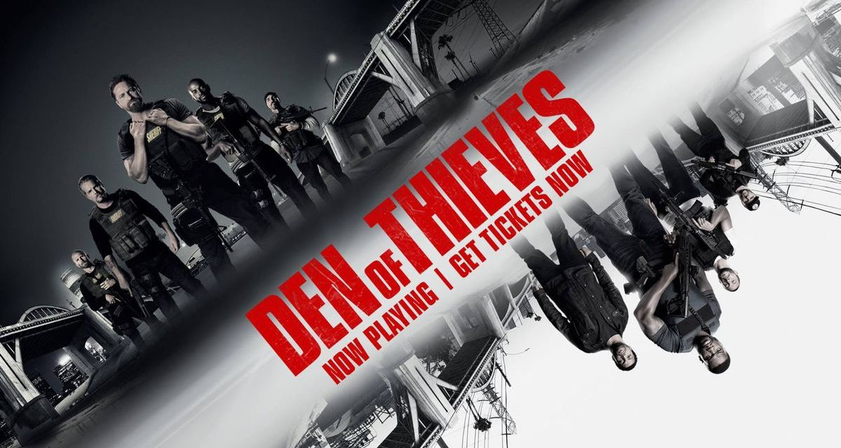 Den of Thieves Gets Away Clean