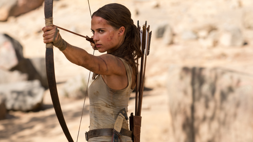Tomb Raider is a Stunning Bore