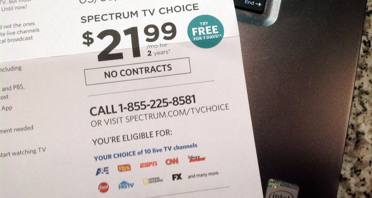 Spectrum/Time Warner Trying to Stay in the Game