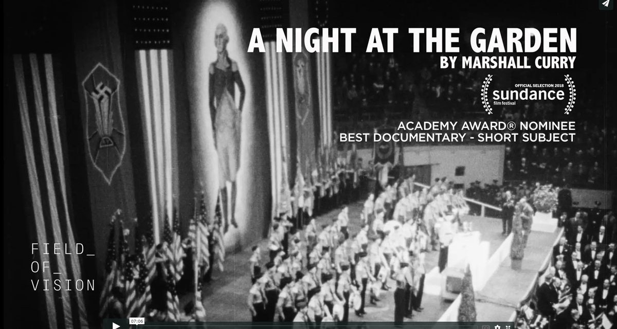 A Night at the Garden Review