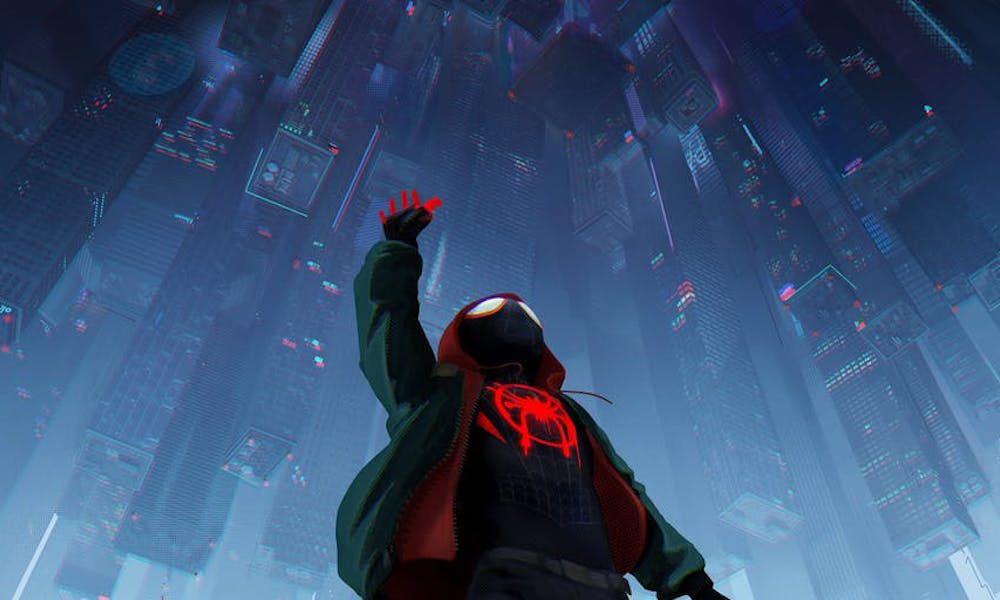 Great Trip Into the Spider-Verse