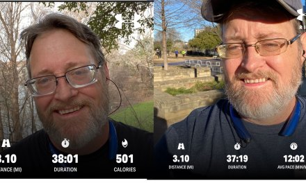 Running update – Start of February, 2020
