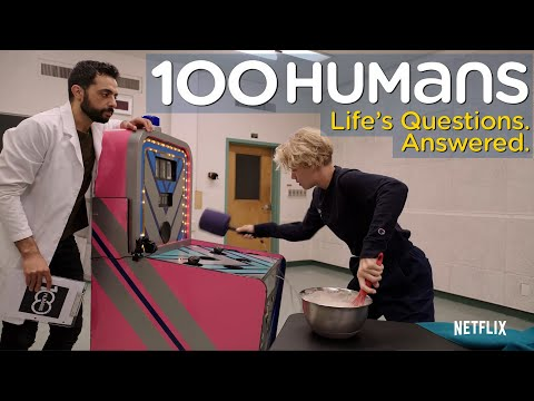 100 Humans is Fun, but NOT Science