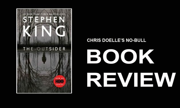 Book Review: The Outsider