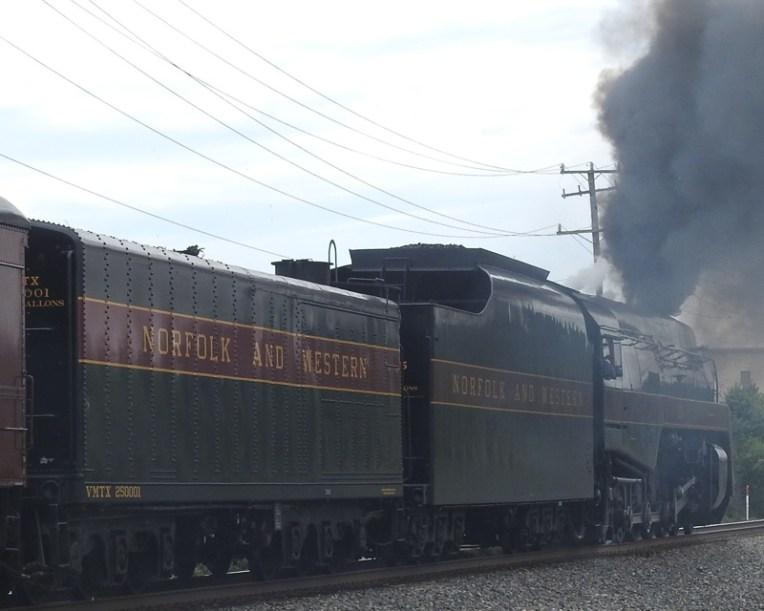 611-the-Queen-of-Steam-leaving- Gainesville-Va.800-0426