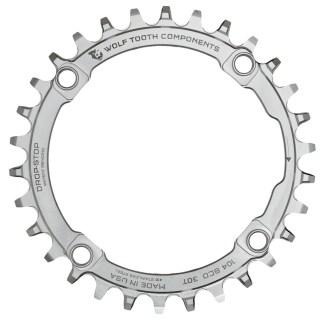 Corona 104 BCD acciaio