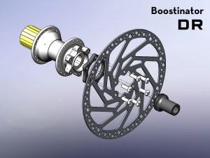 Trasforma le tue ruote in Boost col Boostinator!