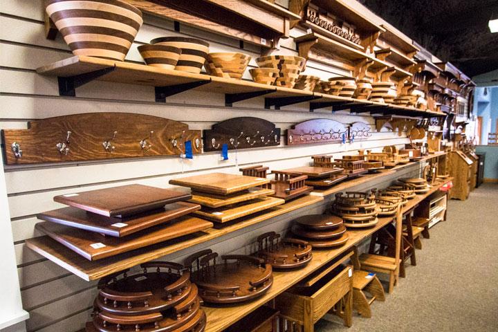 Amish Furniture Entertainment Center