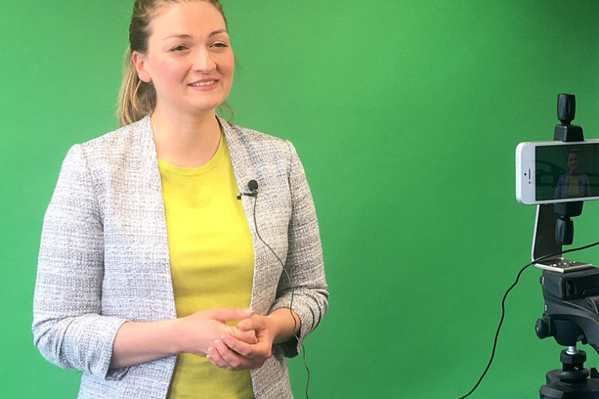 Digitalministerin Judith Gerlach