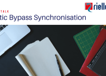 YouTube Thumbnail for Riello UPS tech talk video about UPS bypass synchronisation