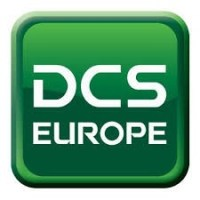 DCS Europe magazine logo square