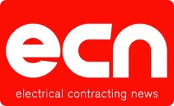 electrical contracting news magazine logo