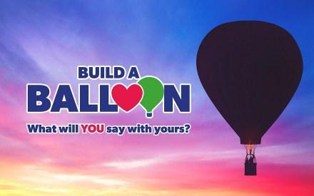 Nightingale House Build a Balloon logo