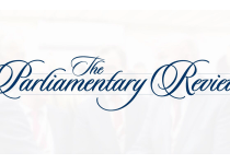Logo for the publication The Parliamentary Review