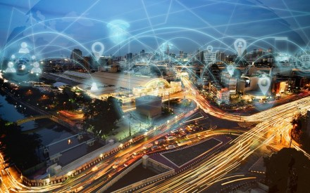 smart cities and internet communications
