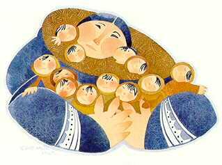 Baby Girls Legend by Rie Munoz