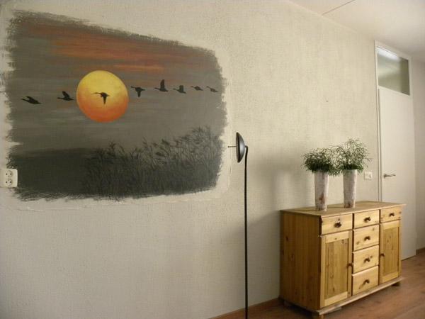 Canvas Voor Woonkamer