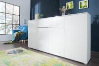 Design Sideboard wei High Gloss | Riess-Ambiente.de