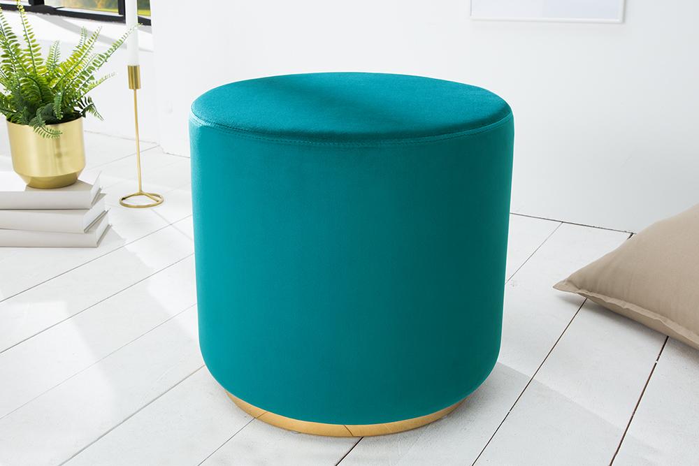 Sitzhocker Barock