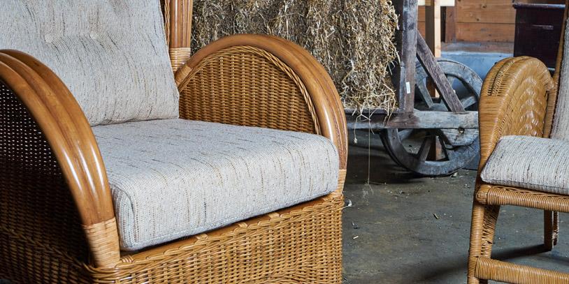 onderhoud van rotan en rieten meubelen Hoe onderhoud ik