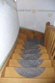 Treppen mit Graniteinlagen 21