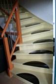 Treppen mit Graniteinlagen 19